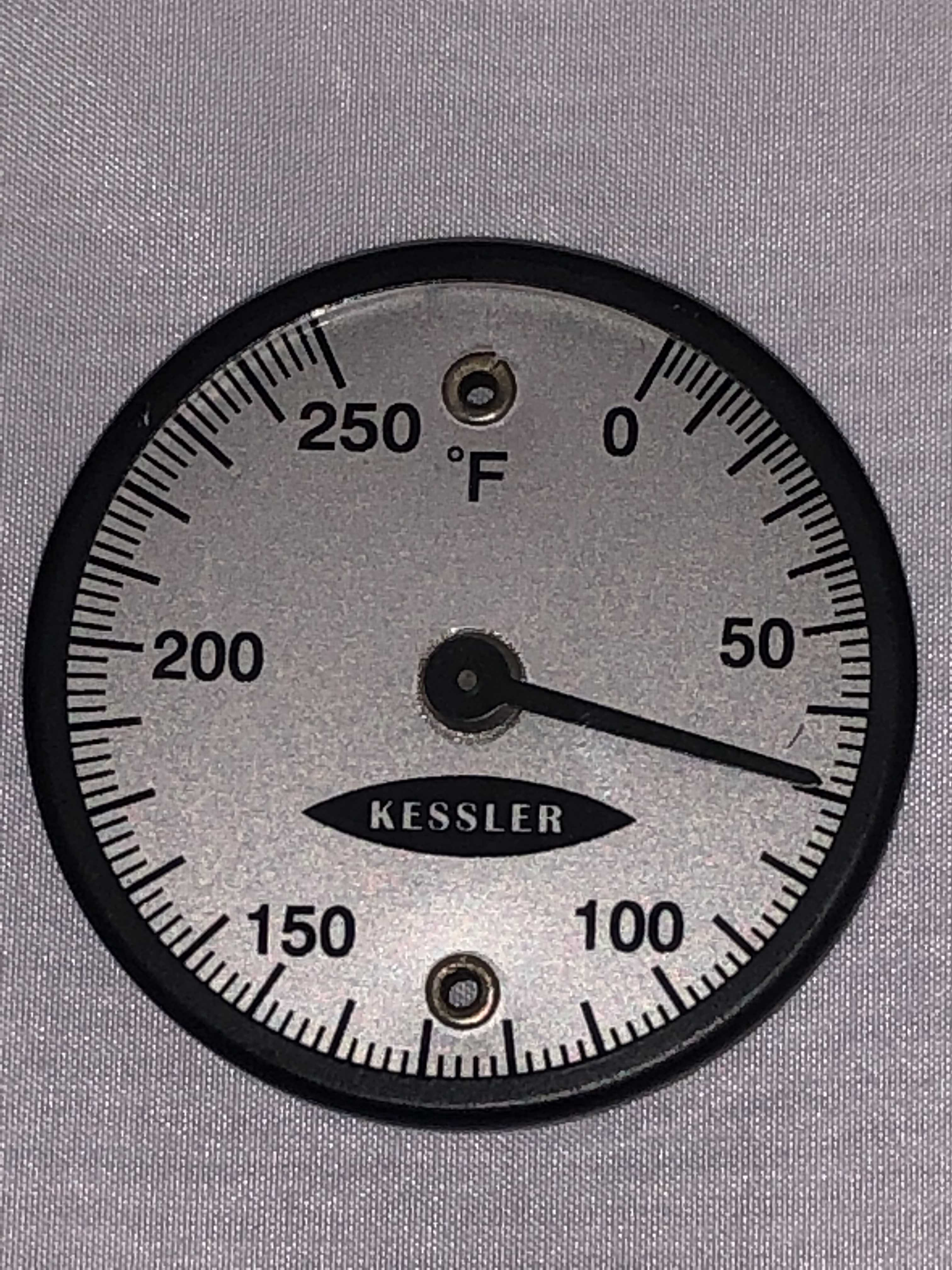 Surface Temperature Bimetal Dial Thermometers